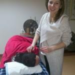 masaż ucha